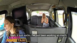 Female Fake Taxi Busty...