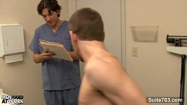 Naughty doctor fuck his...