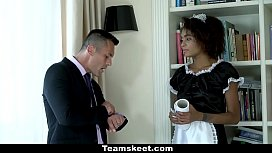 TeamSkeet - Young Naive Teens...