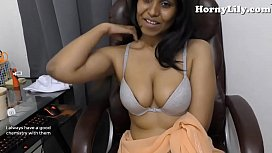 Indian Tutor seduces young...