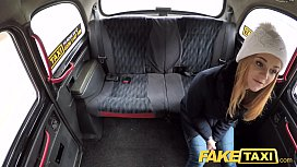 Fake Taxi Czech beauty...