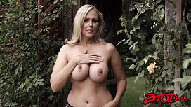 Big titted milf Julia...