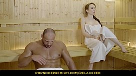 RELAXXXED - Busty Russian babe...