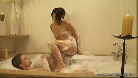 A Nice Soapy Erotic...