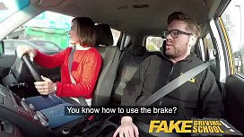 Fake Driving School Jealous...