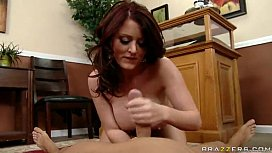 Anal Slut Sophie Dee fucked by big white dick