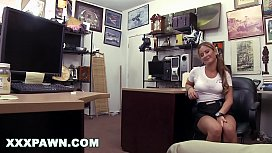 XXX PAWN - Waitress Desperate...