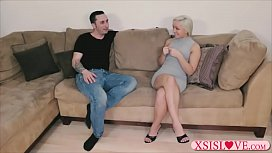 Stepsister cant get laid...