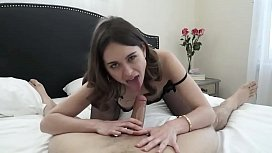 sexy brunette blowjob and anal - LIVEMUNIRA.COM