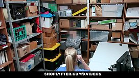 ShopLyfter - Guy Gets Dominated...