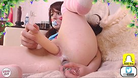 babygirl DVA cosplay by cherry acid squirt and pacifier