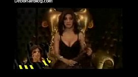 shilpa shetty big brother cleavage show