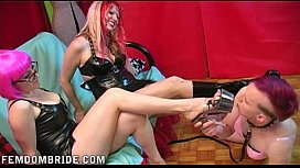 Sissy Slaved Dominated by...