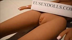 Sex doll close up footage by EUsexdolls.com