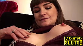 Perfect MILF Adreena Winters stuffing a toy in her wet pussy