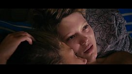 Adele Exarchopoulos nude in...