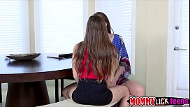 Hot teen Skye makes...