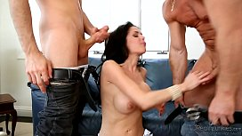 Veronica Avluv Double Penetrated...