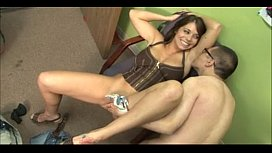 Asian Boss And His...
