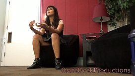 &bull_ Angie SSSS motorboated by Dani Daniels