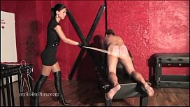 Caned By The Cruel...
