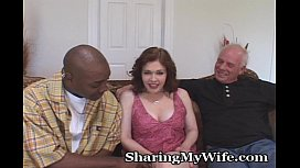 Surprised By Her Hubby...
