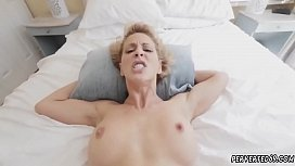 Hardcore bisexual threesome Cherie Deville in Impregnated By My