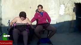 One afternoon hot: Blowjob and fucking outdoor. RAF009