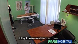 FakeHospital Doctor gives a...