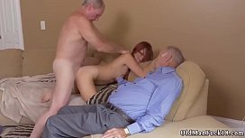 Old man fucks two girls and daddy cheerleader Frannkie And The Gang