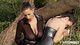 Latex Dominatrix Sensual Jane...