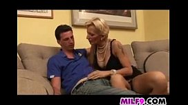 Mature Blonde Mother From...