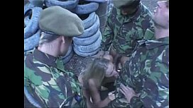 British Army Slut Gets...