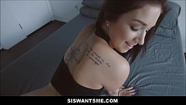 Teen Step Sister Naiomi Mae Fucks Broken Hearted Brother