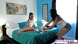 IntimateLesbians - Kym Gold and...