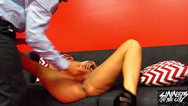 Chantelle Fox gets her...