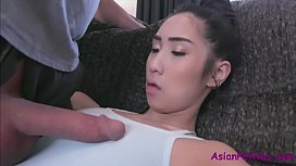 Angelic  Asian Ballerina Fucked- Eva Yi