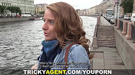 Tricky Agent - Charismatic youporn...