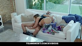 BadMILFS - Busty Stepmom And...