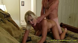 Bad Girl Gets Ass Fucked