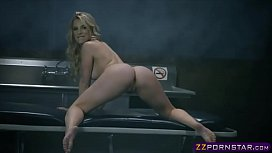Sexy patient Ashley Fires...