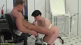 pregnant stepsister b. rough anal fucked