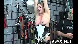 Older woman extreme slavery in naughty xxx scenes