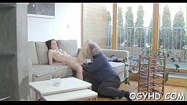Steaming young sweetheart fucks...
