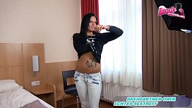 Deutsche Tattoo Teen Anal...