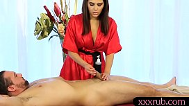 Big tits masseuse Valentina...