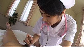 Asian Beautiful Japanese Nurse...