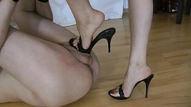 Bound And Tortured Shoeslave...