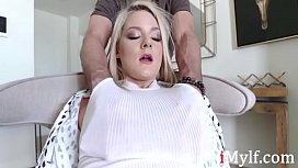 Blonde MILF Needs Young Cock Once A Week- Lisey Sweets
