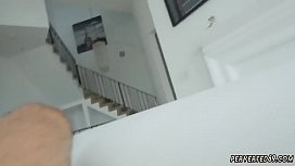 Hot milf fucked by pool Krissy Lynn in The Sinful Stepmother